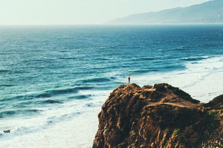 california beach hike point dume